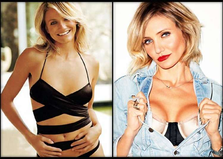 cameron diaz doles out healthy tips to shape up see pics- India Tv