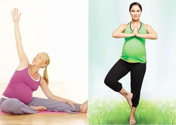 Can Pregnant Women Do Yoga 111