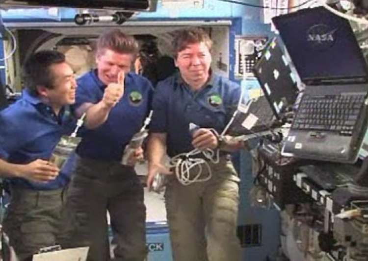 Astronauts' pee to get recycled into clean water