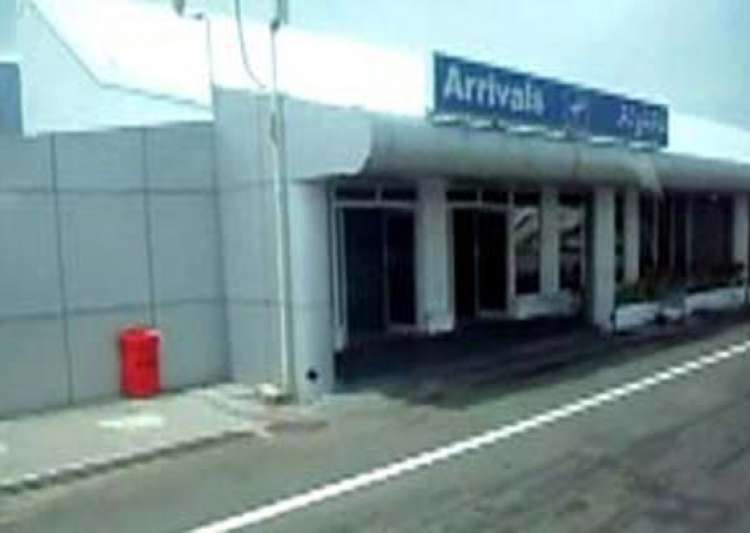 gmr to hand over airport to maldives tonight- India Tv