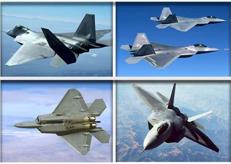 inside the world s best fighter jet f 22a- India Tv