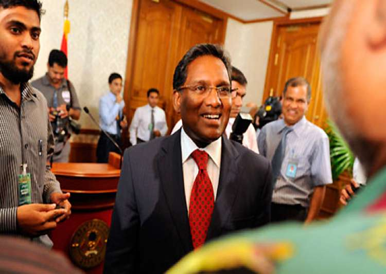 maldives president waheed to travel to india in may- India Tv
