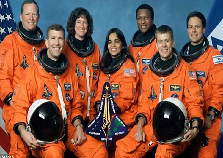 nasa deliberately kept kalpana chawla other astronauts in dark about impending death- India Tv