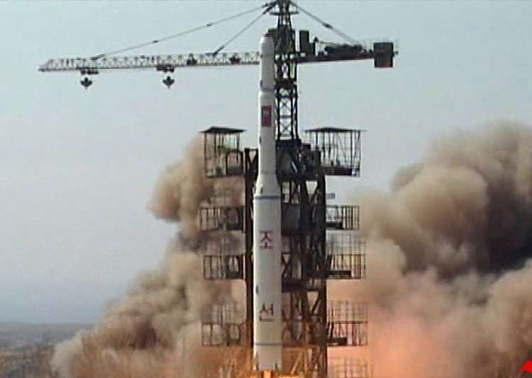 skorea warns it might shoot down nkorean rocket- India Tv