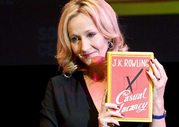 sex and swearwords in j k rowling s first novel for adults- India Tv