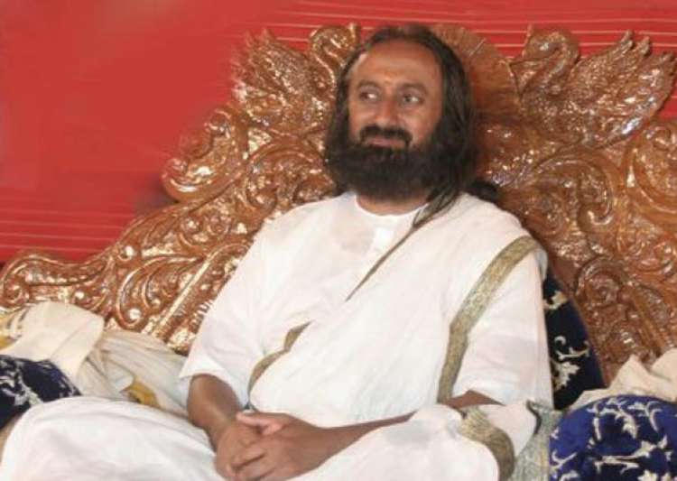 sri ravi shankar leads special meditation to mark africa day- India Tv