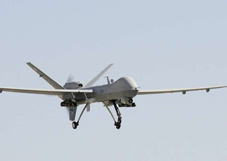 us drone attack kills 10 suspected militants in pakistan- India Tv