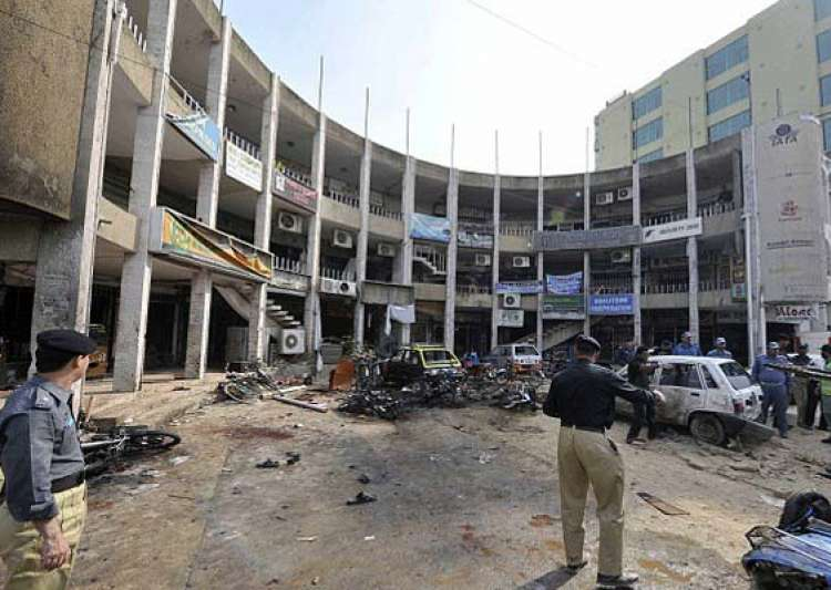 taliban suicide bomber kills 23 in pakistan- India Tv