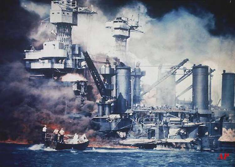 71 years after pearl harbor attack survivor helps identify unknown dead- India Tv