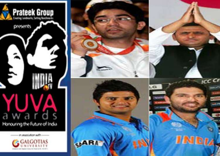 india tv yuva awards to honour youth icons tonight- India Tv