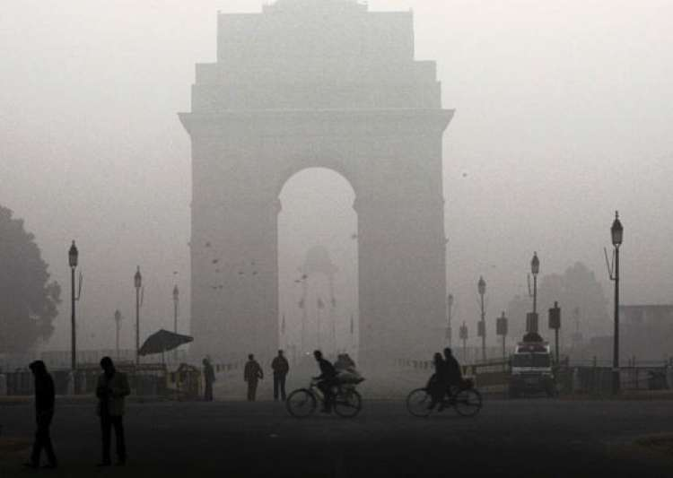 another chilly morning in delhi- India Tv