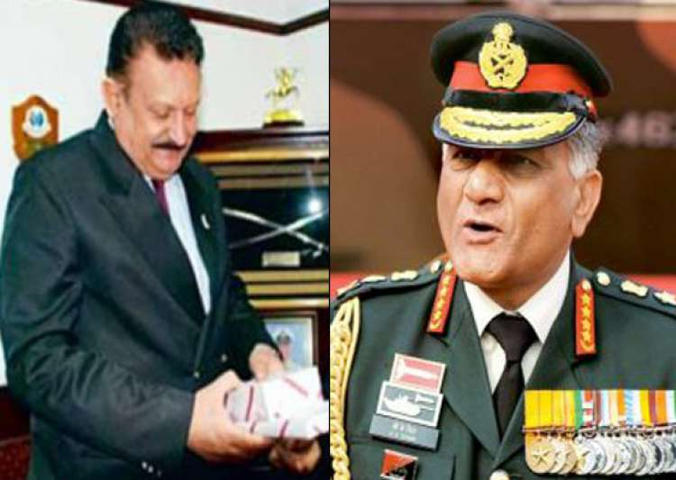 cbi seeks complaint from general receives audio tapes- India Tv