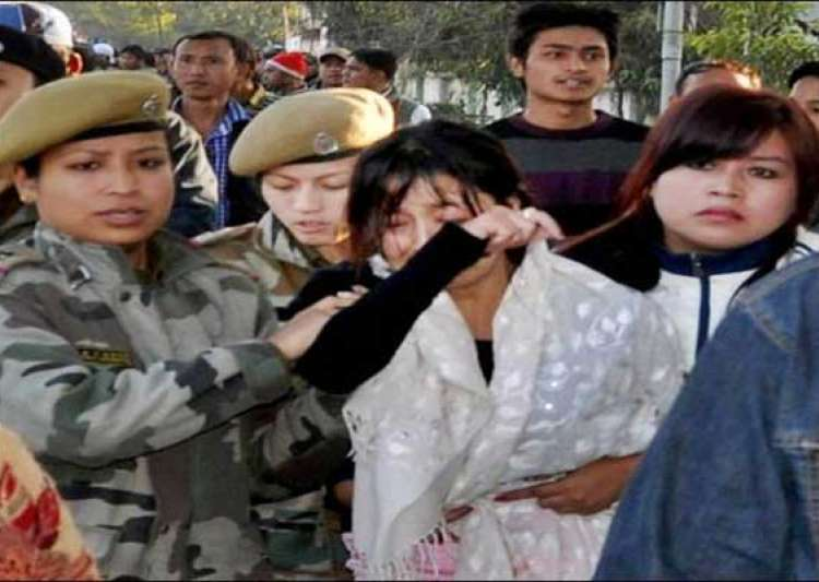 five policemen suspended for manipur firing- India Tv