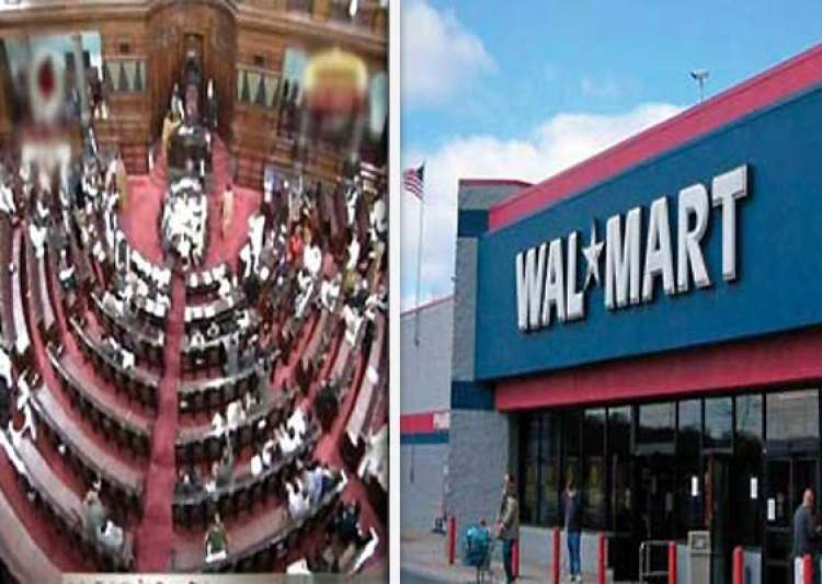 govt sets up committee to probe walmart lobbying ceo meets- India Tv