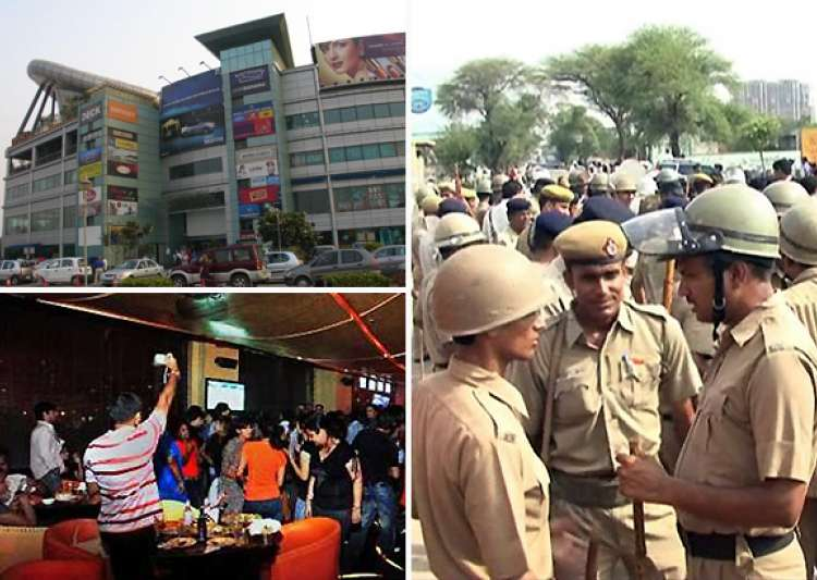 gurgaon administration asks malls pubs shops not to employ- India Tv