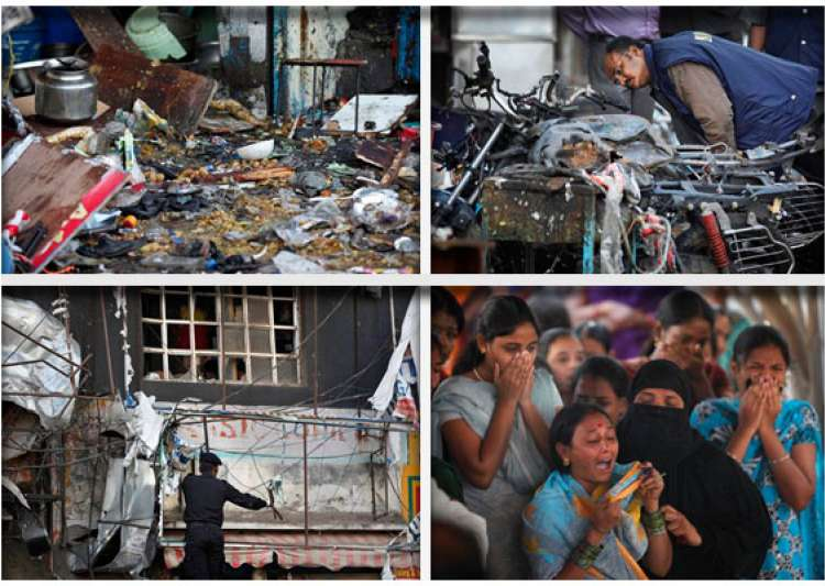 hyderabad blasts centre rushes forces to maintain peace terror alert was ignored- India Tv