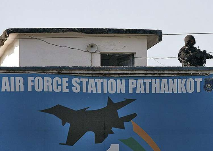 pathankot attack nia recovers chinese wireless from- India Tv
