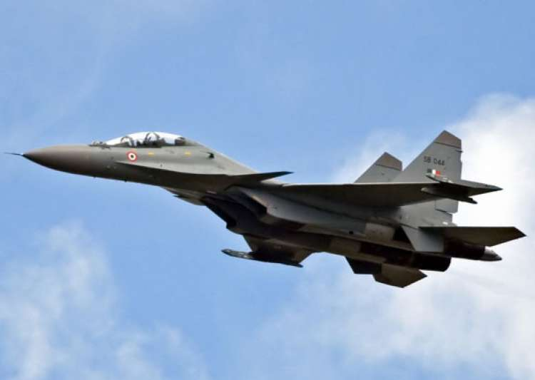indian air force scrambled su 30mki fighter as ufo moved- India Tv