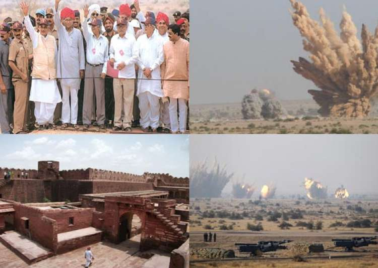 know more about the india s major nuclear test pokhran ii- India Tv
