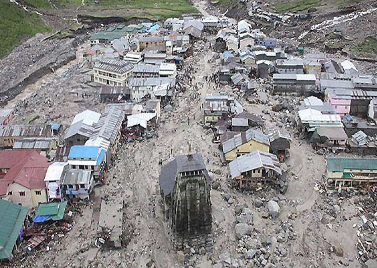 know more about kedarnath shrine devastated by flash flood- India Tv