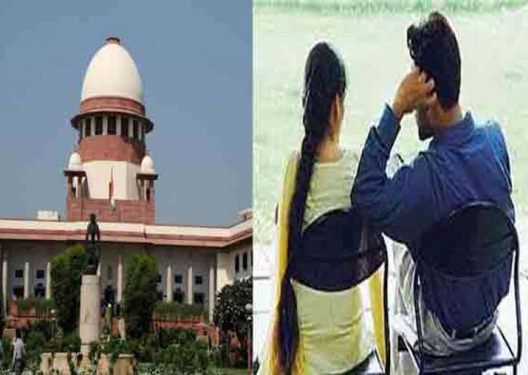 law relating to live in relationship india