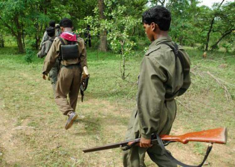 maoists blow up panchayat building in odisha- India Tv