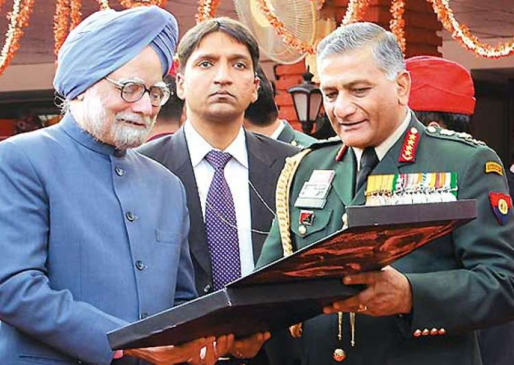 nothing be done to lower dignity of army chief s office says pm- India Tv