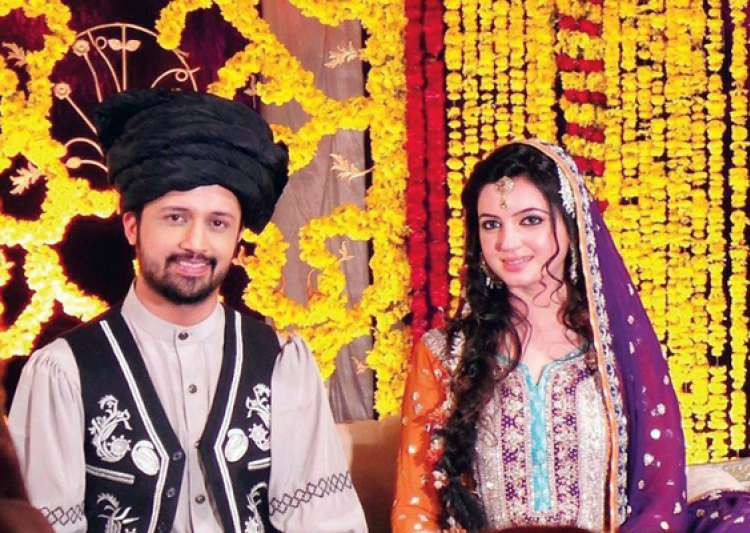 pakistani singer atif aslam weds long time sweetheart- India Tv