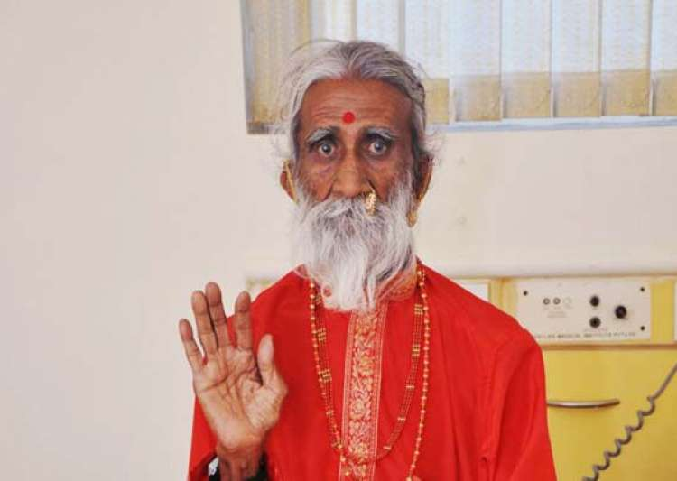 prahlad jani the sadhu who has lived without food or water- India Tv