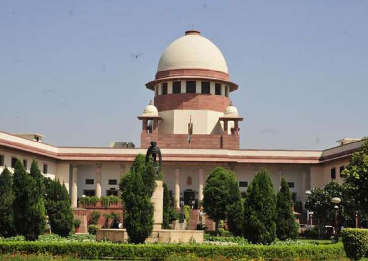 sc extends status quo order on red fort park- India Tv