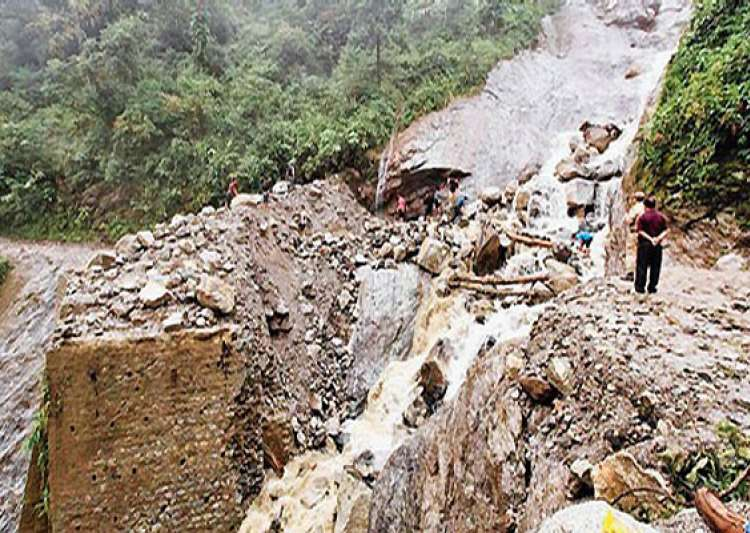 ten bodies of gref personnel recovered at rangna range landslide- India Tv