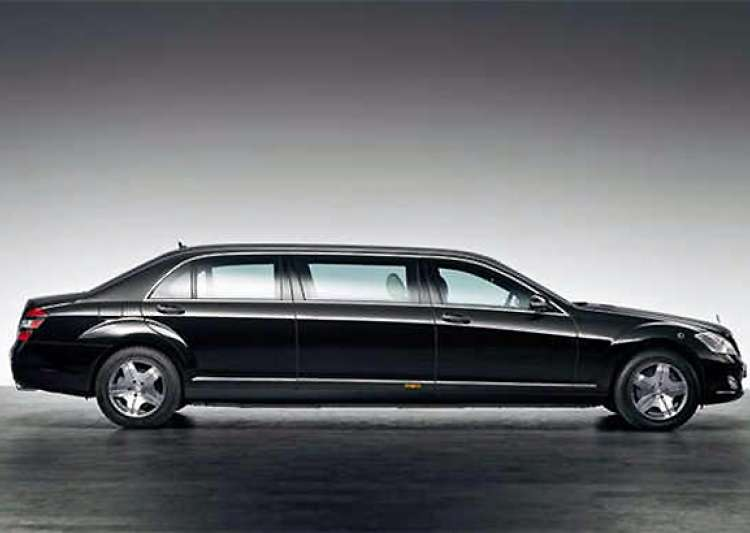 the indian president s gorgeous cars- India Tv