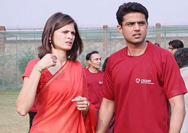 sachin pilot from youngest mp to aspiring cm of rajasthan- India Tv