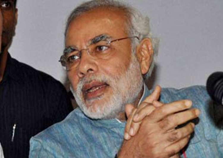 congress has failed in gujarat both in govt and opposition says modi- India Tv