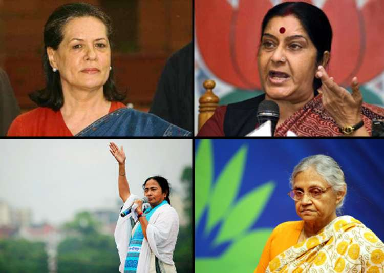 india s 10 most powerful female politicians- India Tv