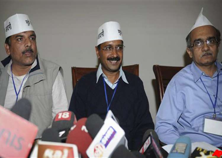kejriwal promises jail for corrupt politicians within 6- India Tv