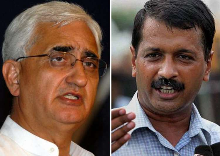 khurshid returns to delhi vows to fight back legally- India Tv