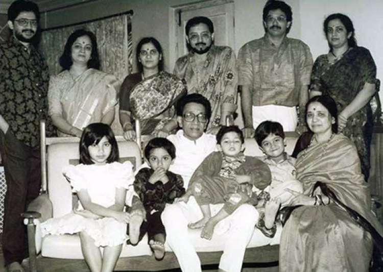 know bal thackeray and his family- India Tv