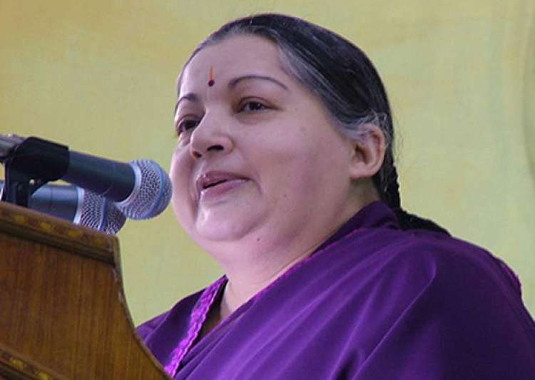 miffed jayalalithaa creates flutter by walkout from ndc meeting- India Tv