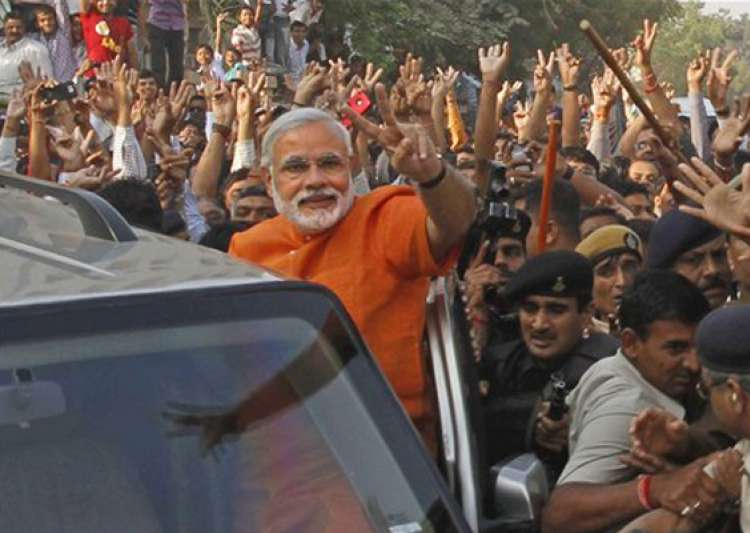more voices in bjp for modi as pm candidate- India Tv