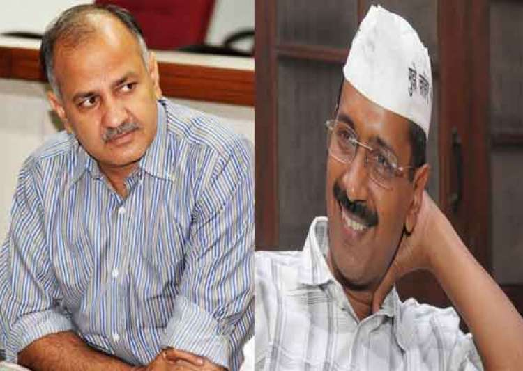 move afoot to make manish sisodia delhi cm in place of kejriwal- India Tv