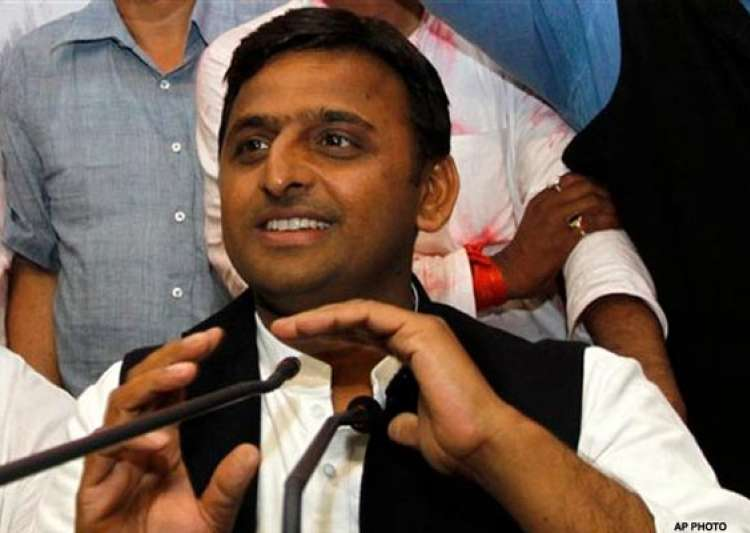 superstition forces akhilesh yadav from visiting noida launches projects sitting in lucknow- India Tv