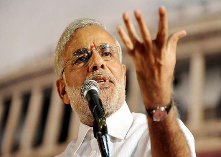 upa has lost credibility over cotton export policy says modi- India Tv