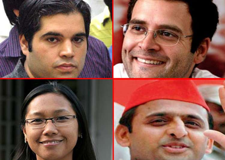 young politicians india is looking up to in 2013- India Tv