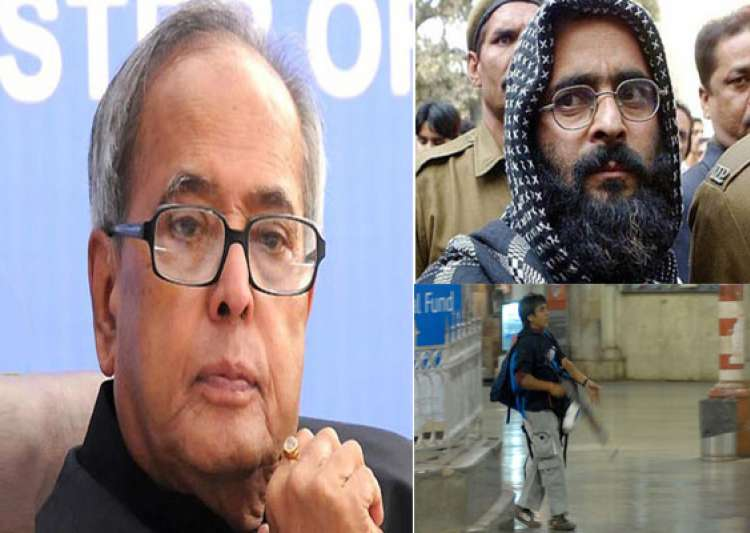 7 mercy petitions rejected in 7 months is pranab mukherjee- India Tv