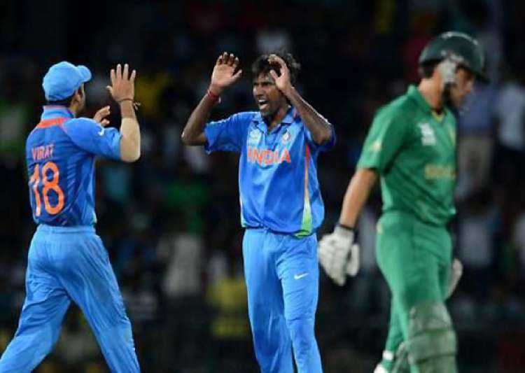 champions trophy india first play south africa- India Tv