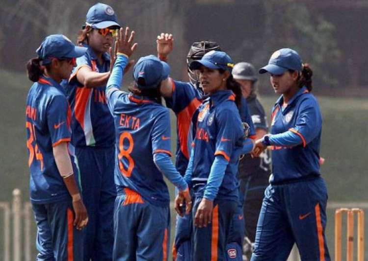 icc women s world cup india start campaign with convincing win- India Tv