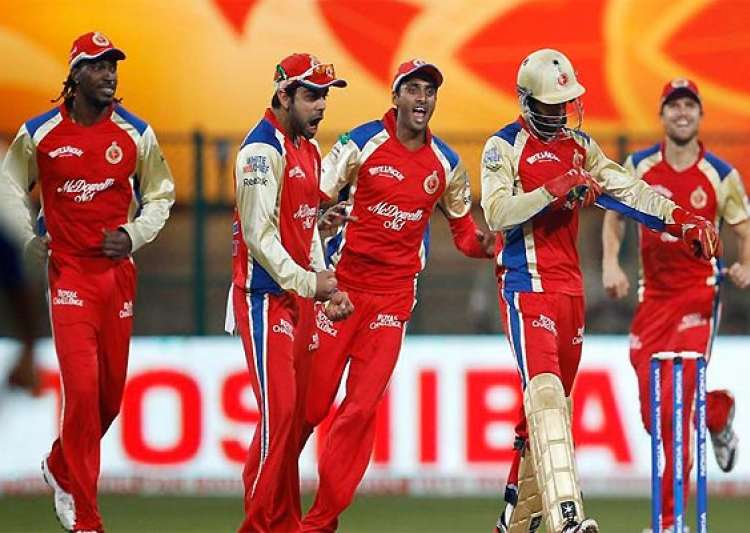 ipl6 rcb stay in hunt beating csk by 24 runs in final league game- India Tv