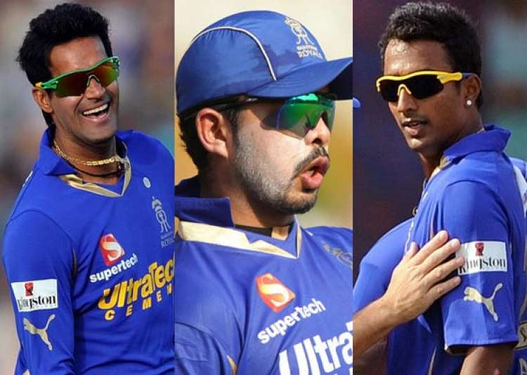 ipl6 sleaze bookies jiju had planned sex videos of sreesanth other players- India Tv