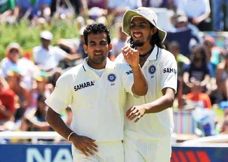 ishant zaheer have not bowled enough in warm ups akram- India Tv